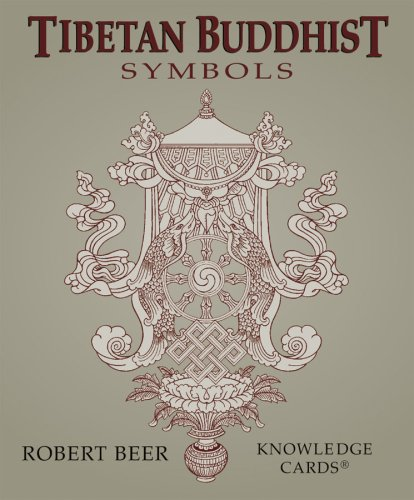 9780764936043: Tibetan Buddhist Symbols Knowledge Cards Deck
