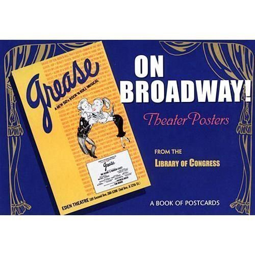 9780764936210: On Broadway! Theater Posters: A Book of Postcards (On Broadway! Theater Posters: A Book of Postcards)
