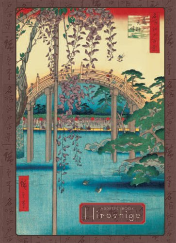 9780764936531: Hiroshige Address Book