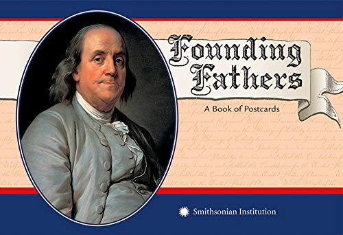 9780764936975: Founding Fathers Book of Postcards Aa337