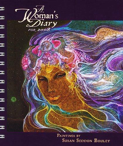 9780764938375: A Woman's Diary for 2008 Calendar