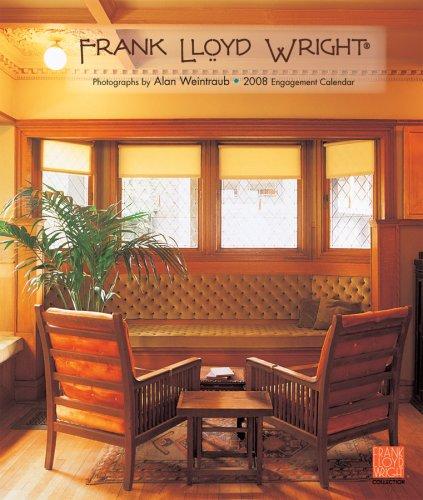 Frank Lloyd Wright 2008 Calendar: Pomegranate (Cal)