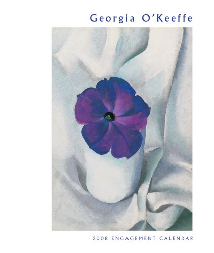 Georgia O'keeffe 2008 Calendar (0764939297) by O'Keeffe, Georgia