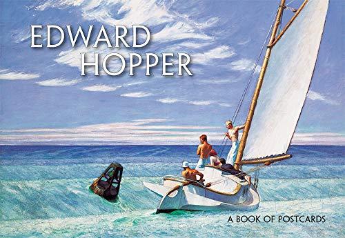 9780764941108: Edward Hopper Book of Postcards AA399