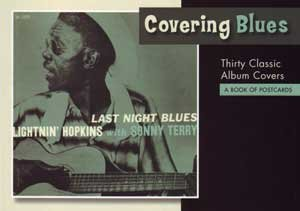 Covering Blues: Thirty Classic Album Covers (A Book of Postcards)