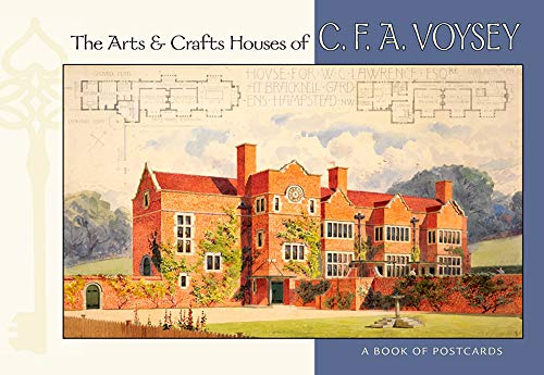 9780764942198: Arts and Crafts Houses of C. F. A. Voysey