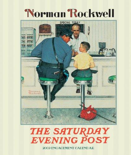 9780764942860: Norman Rockwell 2009 Engagement Calendar