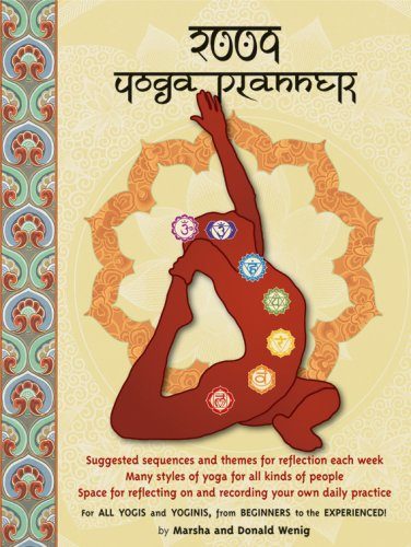 9780764943188: Yoga Planner 2009 Calendar