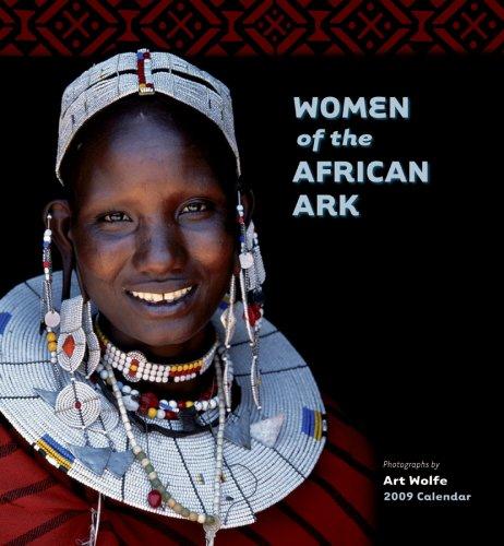 9780764943737: Women Of African Ark 2009 Calendar