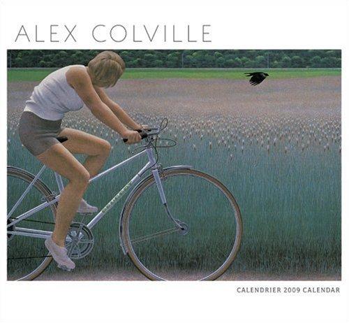9780764944857: Alex Colville 2009 Calendar