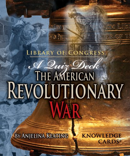 9780764945779: The American Revolutionary War Knowledge Cards Deck