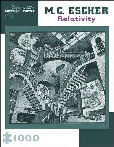 9780764946394: M. C. Escher: Relativity (Pomegranate Artpiece Puzzle)