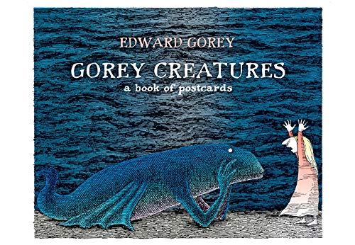 9780764946943: Gorey Creatures Book of Postcards Aa572