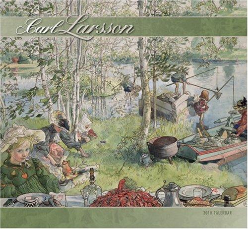 9780764947209: Carl Larsson 2010 Calendar