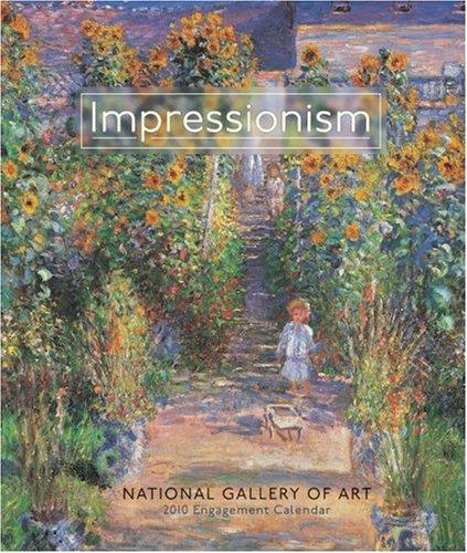 Impressionism 2010 Calendar: National Gallery of Art