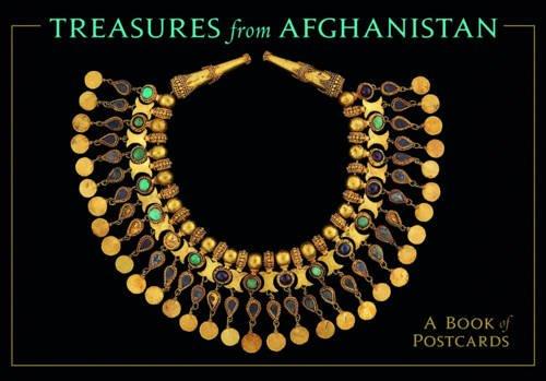 9780764947643: Treasures from Afghanistan Postcard Book