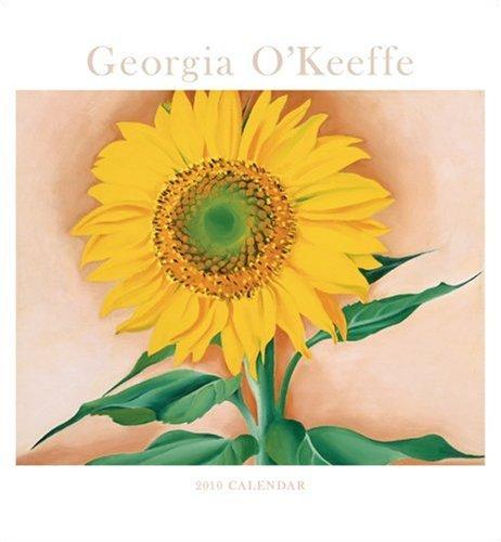 9780764947650: Georgia O'keeffe 2010 Calendar