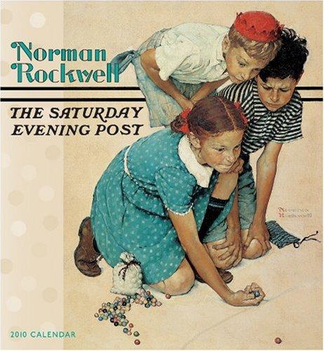 9780764947674: Norman Rockwell 2010 Calendar