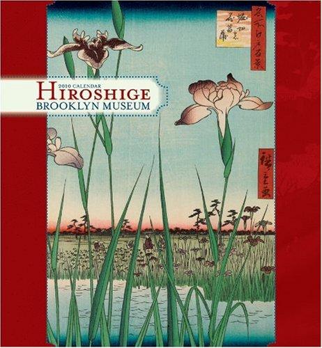 9780764947773: Hiroshige 2010 Calendar