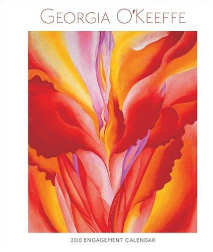9780764948510: Georgia O'keeffe 2010 Calendar