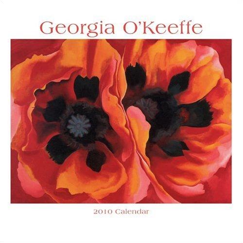 9780764948527: Georgia O'Keeffe 2010 Calendar