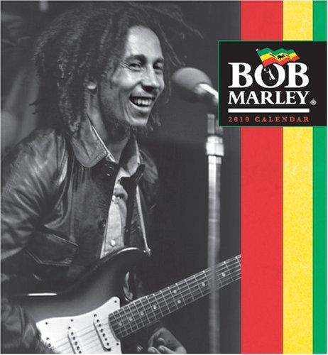 9780764948671: Bob Marley Calendar