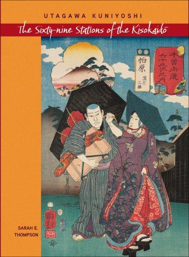 9780764948893: Utagawa Kuniyoshi: The Sixty-Nine Stations of the Kisokaido