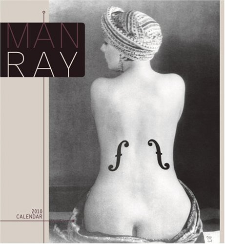 9780764949326: Man Ray (Wall Calendar)
