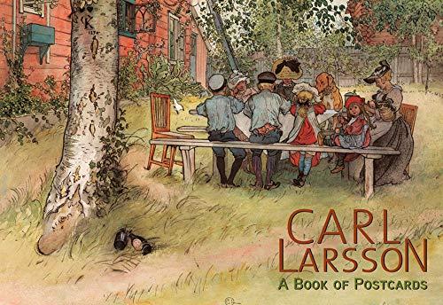 9780764950742: Carl Larsson Book of Postcards Aa598
