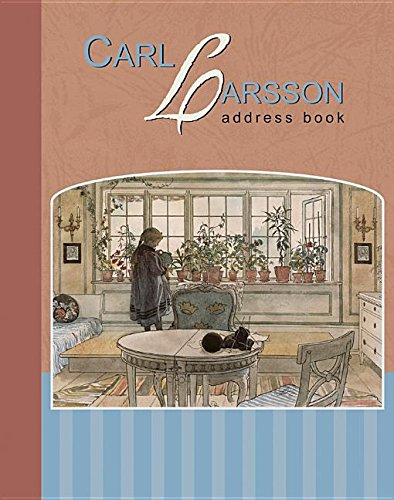 9780764950759: Carl Larsson Deluxe Address Book Aa602