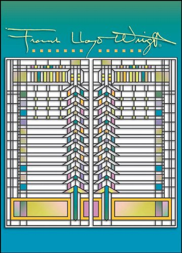 9780764951046: Frank Lloyd Wright (Frank Lloyd Wright Collection (Notepads))