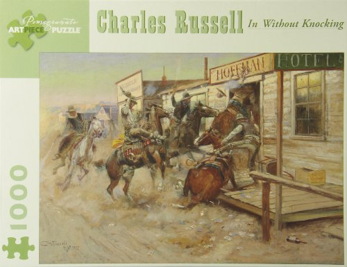 9780764951787: Charles Russell - in Without Knocking: 1,000 Piece Puzzle
