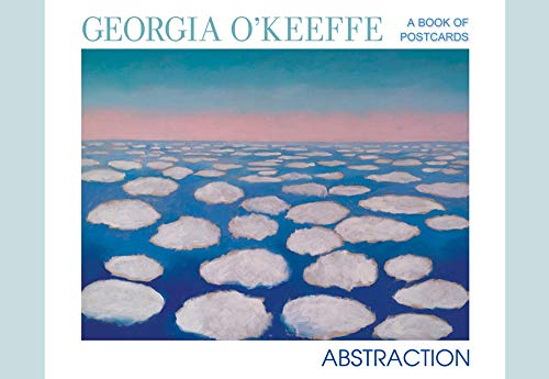9780764951978: Georgia O'Keeffe A Book of Postcards: Abstraction