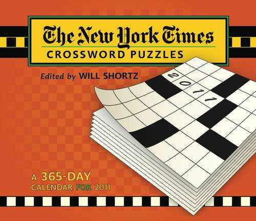 9780764952142: The New York Times Crossword Puzzles 365-Day 2011 Calendar