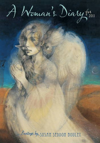9780764952708: A Woman's Diary for 2011: Paintings by Susan Seddon Boulet Engagement Calendar