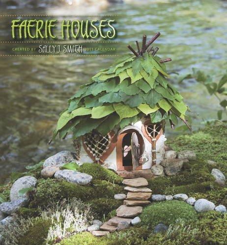 9780764952975: Faerie Houses 2011 Wall Calendar