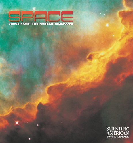 9780764953088: Space: Views from the Hubble Telescope 2011 Wall Calendar