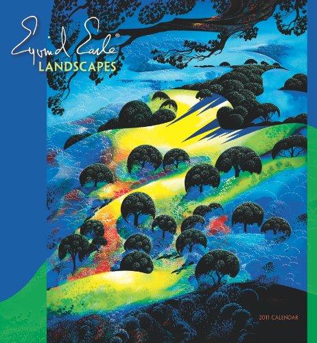 9780764953101: Eyvind Earle Landscapes Calendar