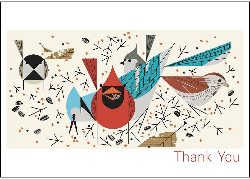 9780764953668: Charley Harper Thank You Notes