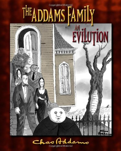 9780764953880: Chas Addams: The Addams Family an Evilution