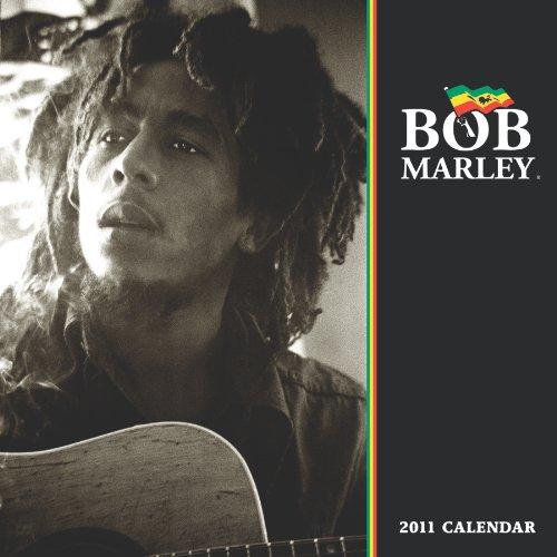 9780764954009: Bob Marley 2011 Mini Wall Calendar
