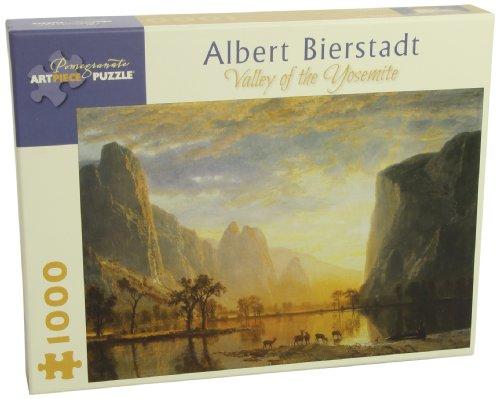 9780764954139: Albert Bierstadt - Valley of the Yosemite: 1,000 Piece Puzzle