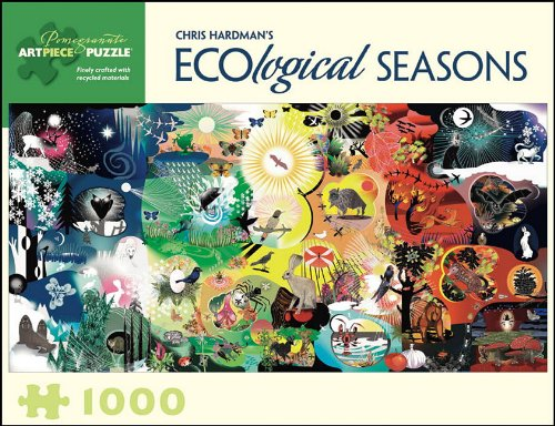 9780764954146: Ecological Seasons: 1,000 Piece Puzzle