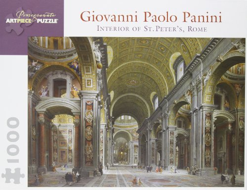 9780764954467: Interior of St Peters Rome: 1,000 Piece Puzzle
