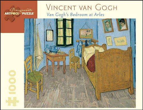 9780764954955: Vincent Van Gogh: Van Gogh's Bedroom at Arles (Pomegranate Artpiece Puzzle)