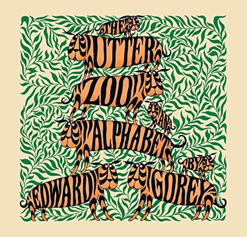 9780764955082: The Utter Zoo: An Alphabet by Edward Gorey