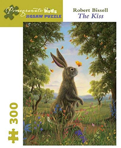 9780764955259: Robert Bissell - the Kiss: 300 Piece Puzzle