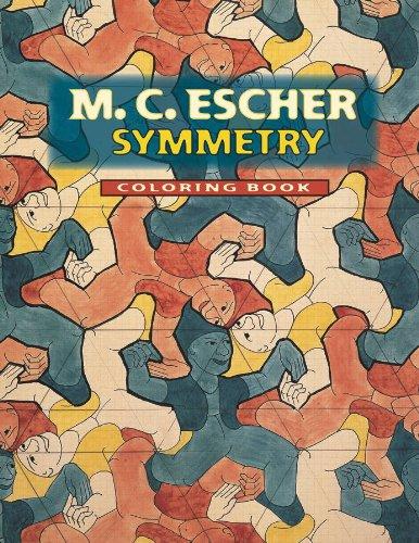 9780764955334: M. C. Escher: Symmetry Coloring Book