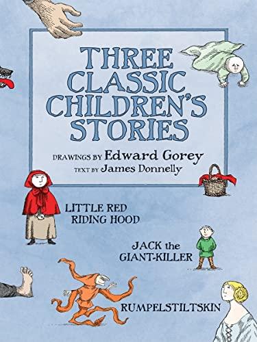 9780764955464: THREE CLASSIC CHILDRENS STORIES