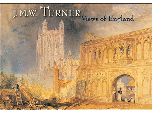 9780764956195: J M W Turner Boxed Notecards